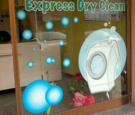 Lavanderia express dry clean