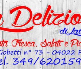 """Pasticceria """"La Deliziosa di Lauretti Luisetta"""""""