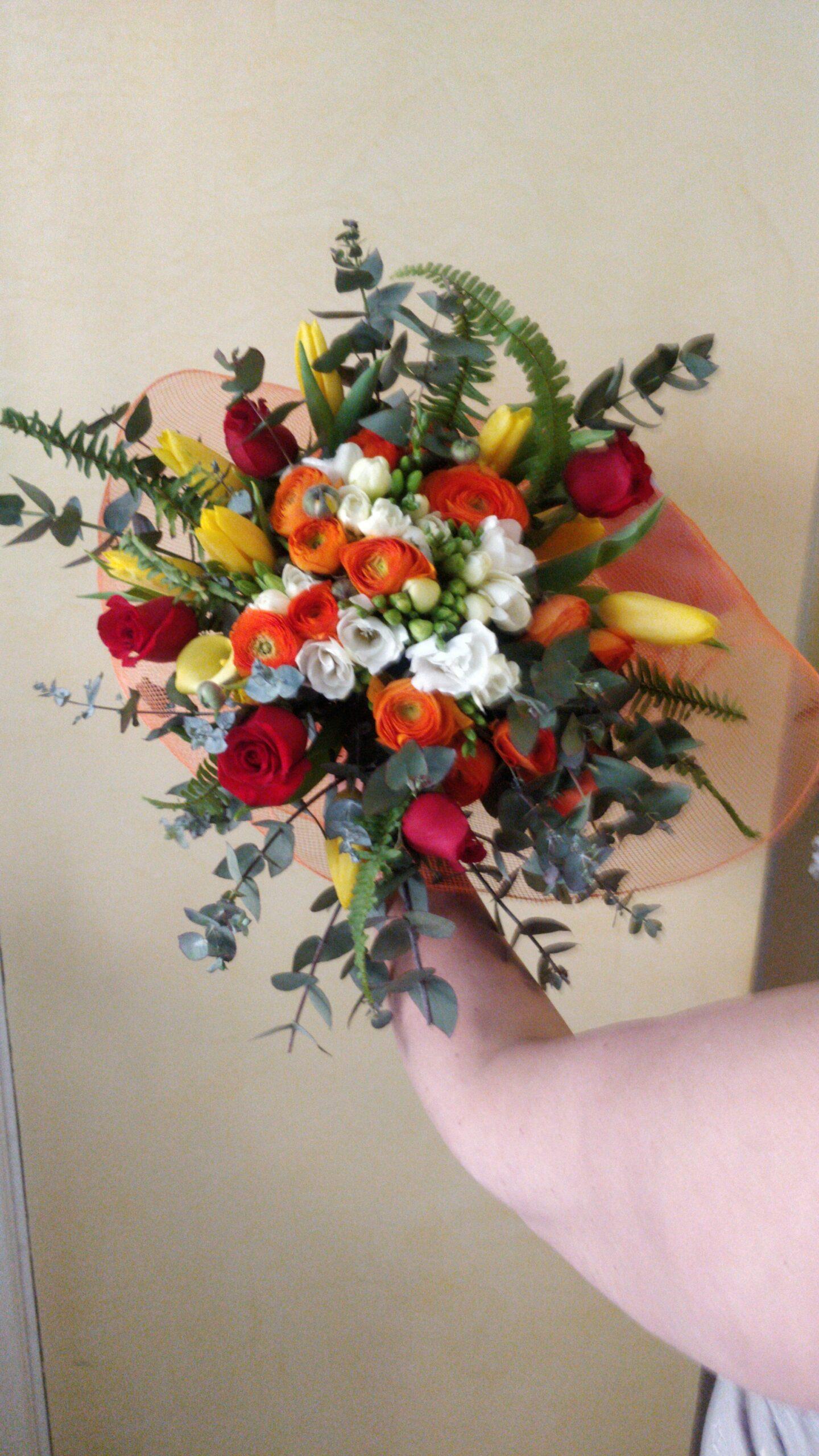 Eva fiori e piante