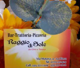 Bar Trattoria e Pizzeria Raggio di Sole