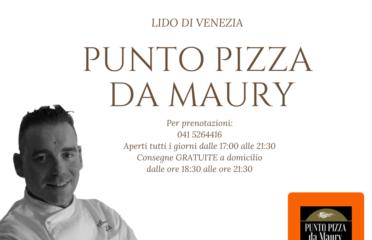 PUNTO PIZZA da Maury