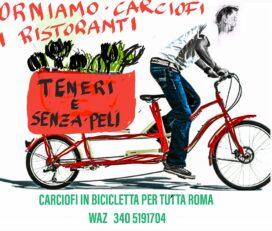 CARCIOFI TUTTO L'ANNO